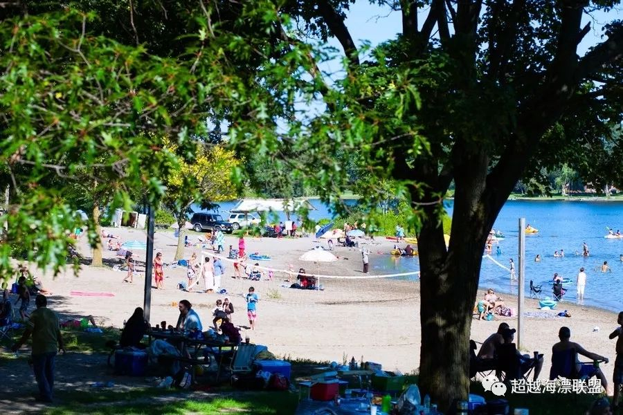 7月1日开放了安省十大公园和景点!前500人免费!快点制定出游计划吧~