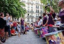 【城事】法国迎来第35届夏至音乐节 全法变身音乐的海洋-留学世界 Study Overseas Global Study Abroad Programs Overseas Student International Studies Abroad