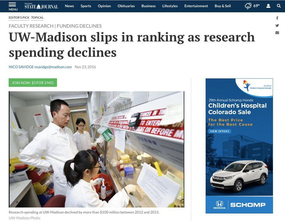 U.S. News美国大学近10年排名变迁史!真正的牛校从不用虚报数据…