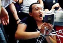 环球时报记者付国豪香港机场被打最完整视频独家曝光!付国豪: