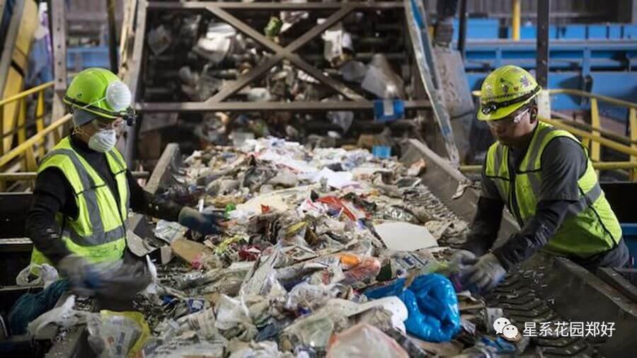 为什么垃圾分类被美国人民抛弃?因为它是个劳民伤财的骗局……