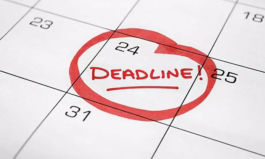 2020Fall申请季逼近,你绝不能错过这份时间规划表!