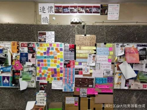 """港毒分子再闹事,中国留学生正面刚居然被批是发起""""战狼""""袭击?"""