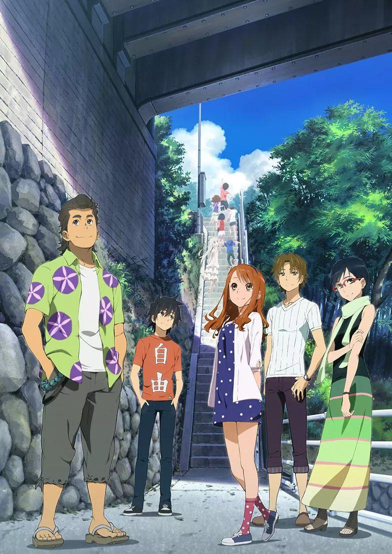 """""""最想拜访的日本动漫圣地88选"""",每一个取景地都藏有青春的记忆~"""