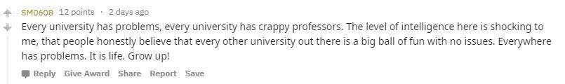 滑铁卢大五女生选了这门课后,录视频痛哭!中国留学生:你太脆弱了...