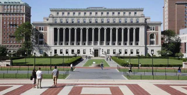 宇宙中心的常春藤大学——哥伦比亚大学