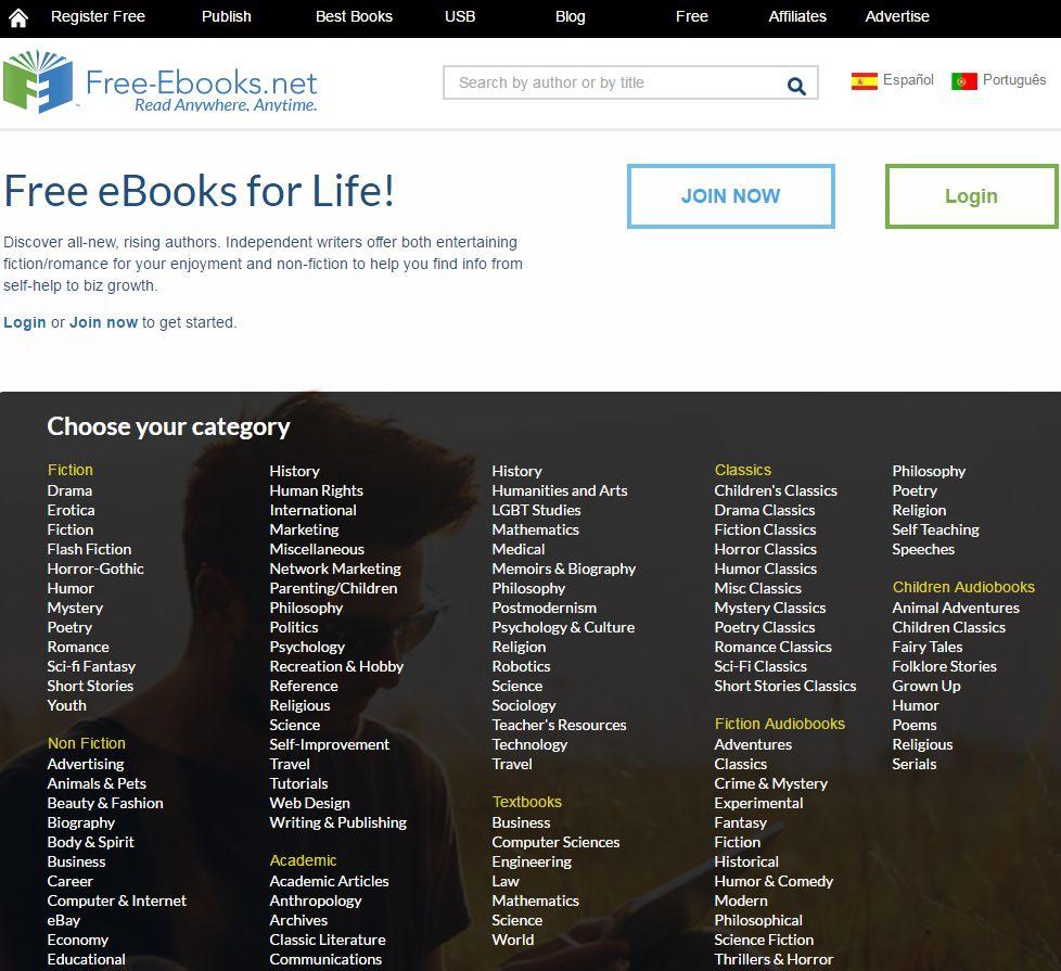 30个高质量免费电子书下载网站 |更新