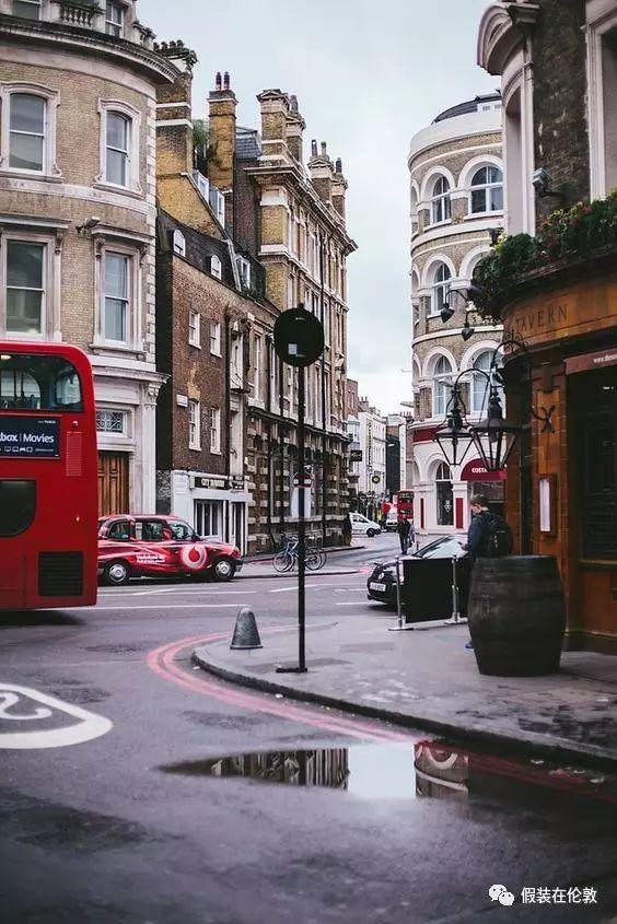 在伦敦生活,你必须要知道的60个潜规则~~