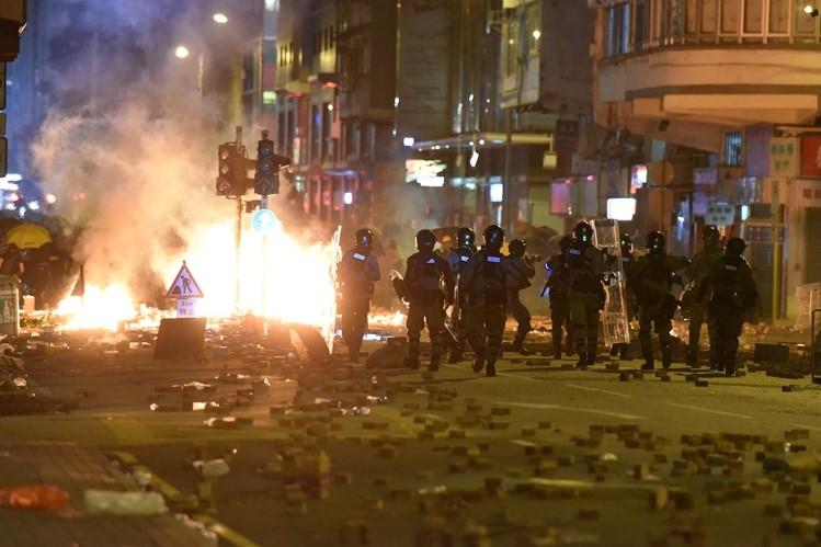 哈萨克斯坦留学生香港油尖旺区被捕 香港法院拒保释