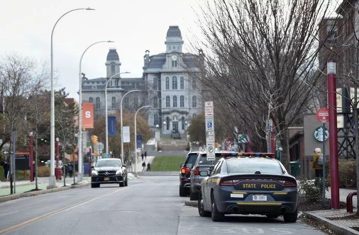 美国雪城大学连发种族歧视事件 中国留学生遭攻击