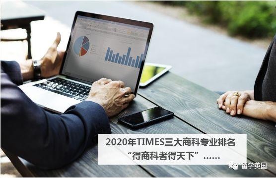 """2020年TIMES三大商科专业排名 """"得商科者得天下""""……"""