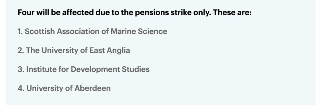 英国60大学罢工8天,祸害百万学生,齐呼退学费!